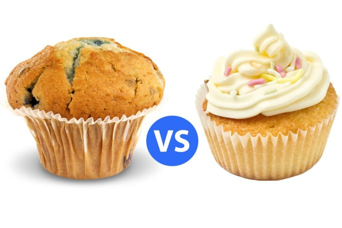 appearance-muffin-vs-cupcake